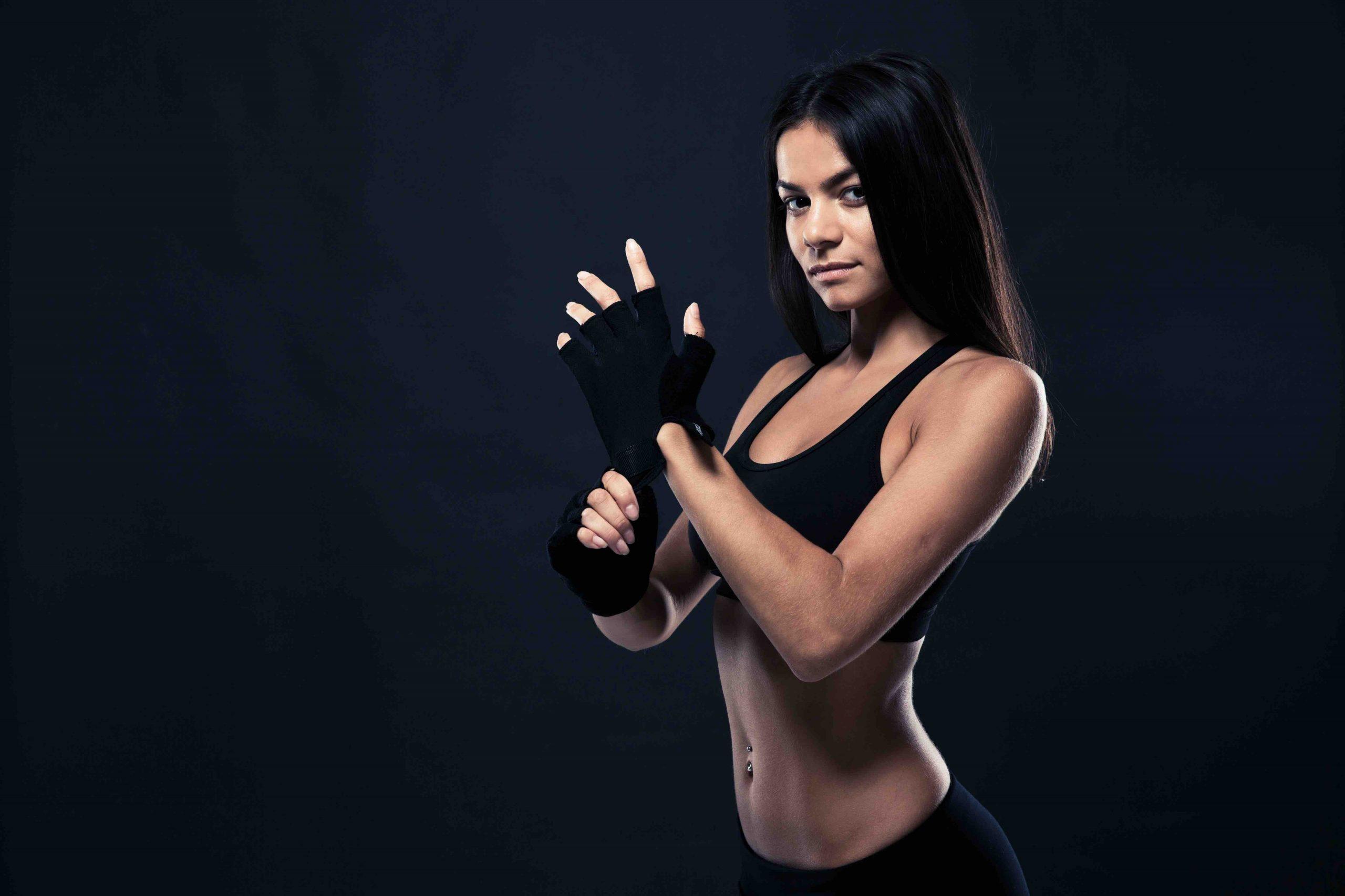 female athlete