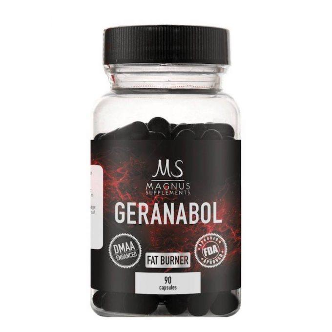 Magnus-Geranabol